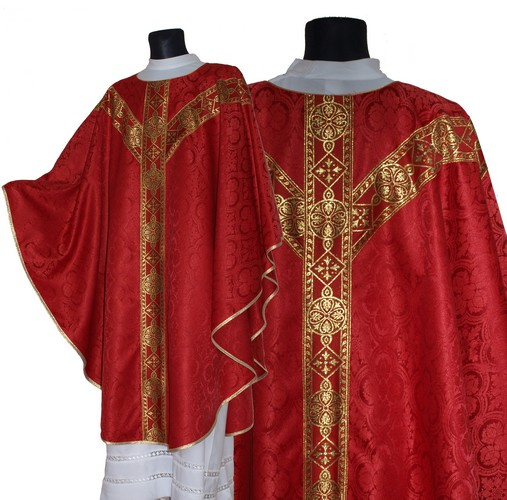 Image result for red vestment